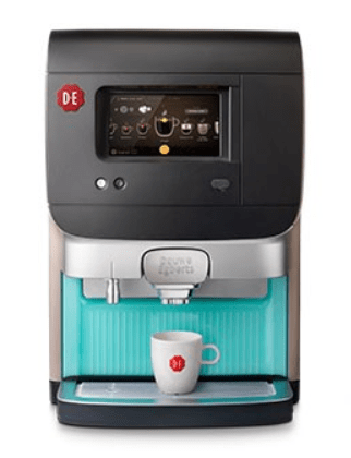 Douwe Egberts Cafitesse Excellence Compact Touch Standaard incl. waterfilter