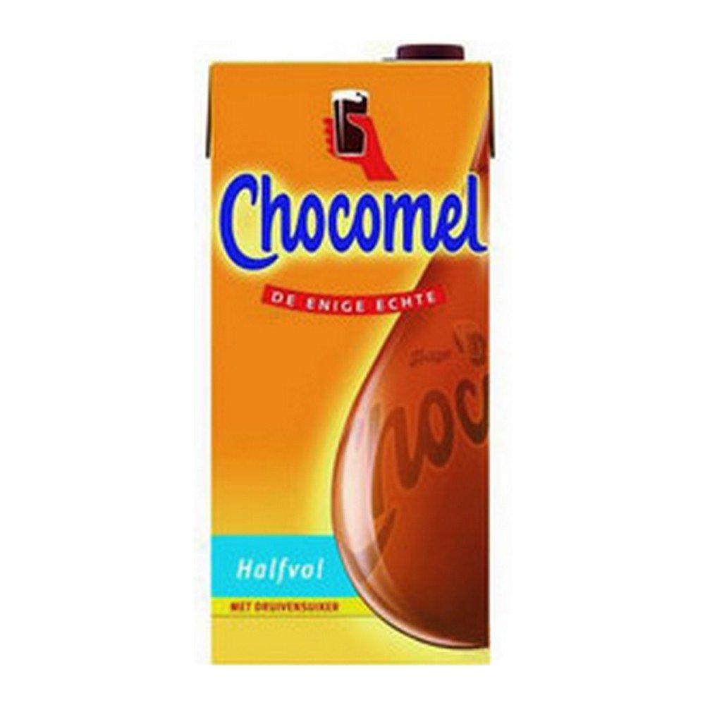 Chocomel Halfvol | Pak 6 x 1 liter