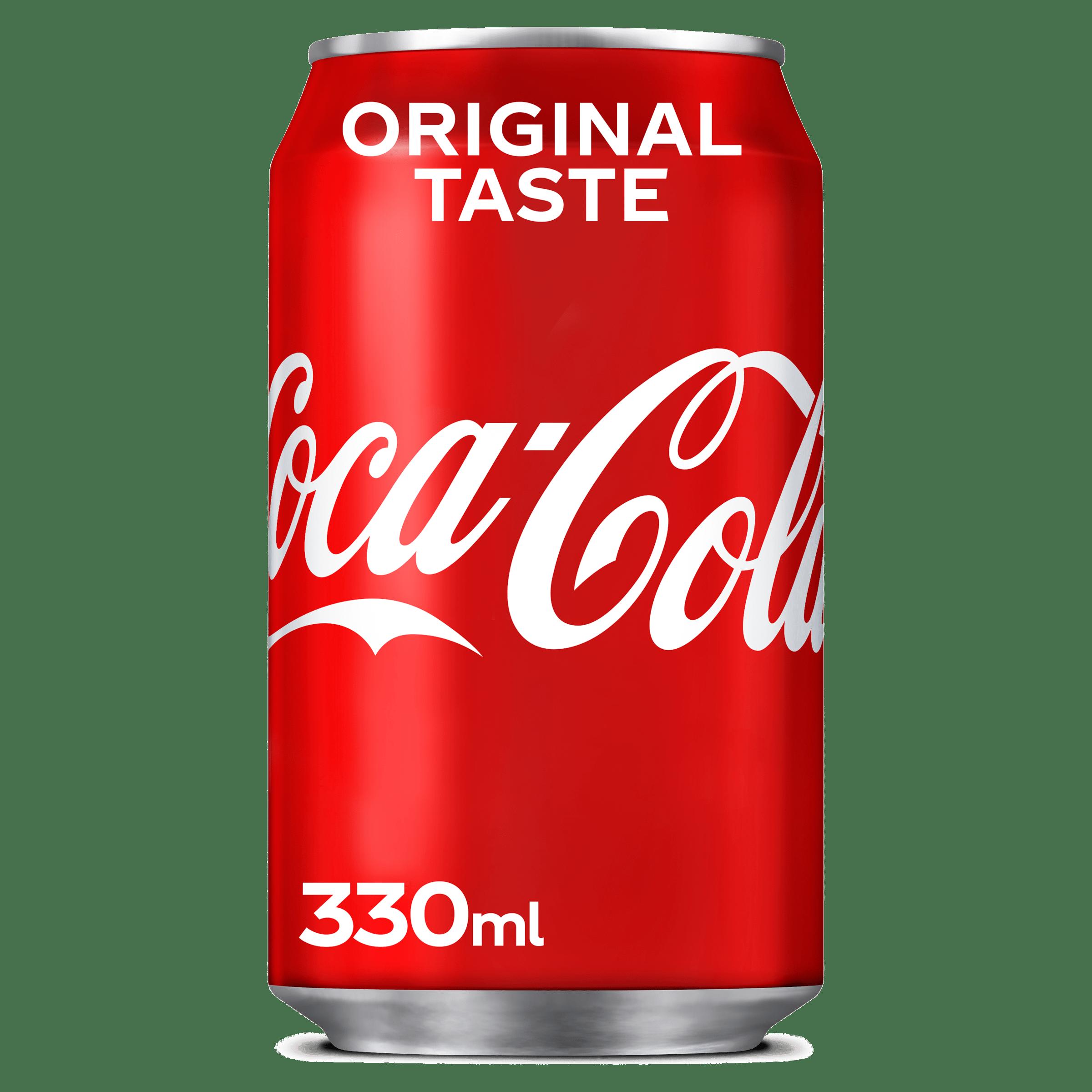 Coca Cola Regular | Blik 24 x 33 cl