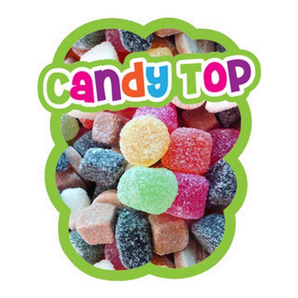 Candy Top | Hoestmelange | 20 x 400 gram
