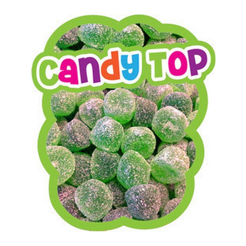 Candy Top   Menthol groentjes   20 x 400 gram