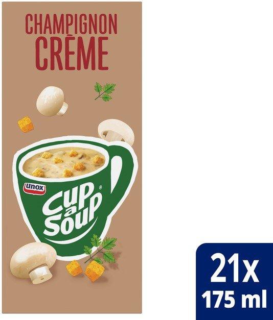 Cup-a-Soup | Champignoncrème | 21 x 175 ml