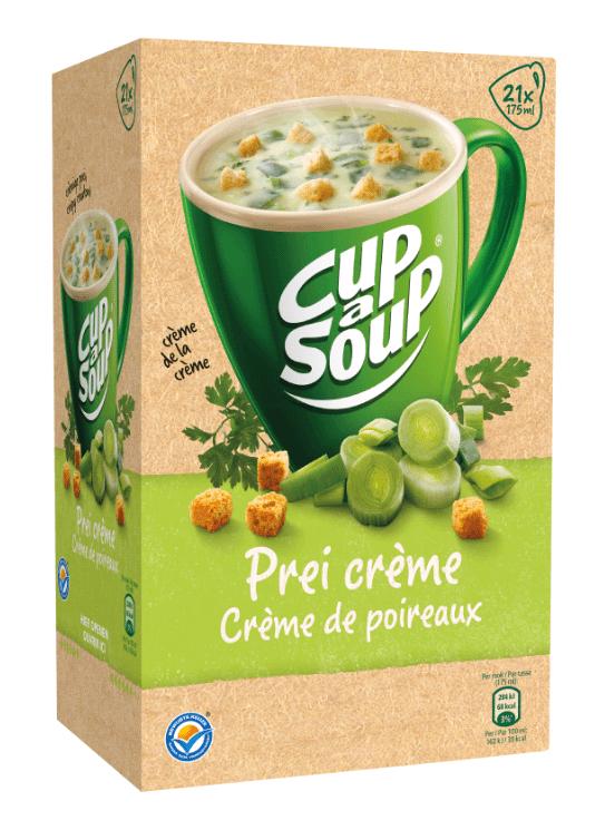 Cup- a -Soup   Prei Crème   21 x 175 ml