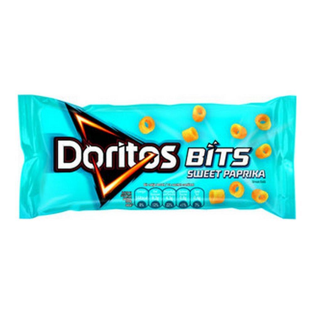 Doritos Bits Zero blauw 30 gram 30 stuks