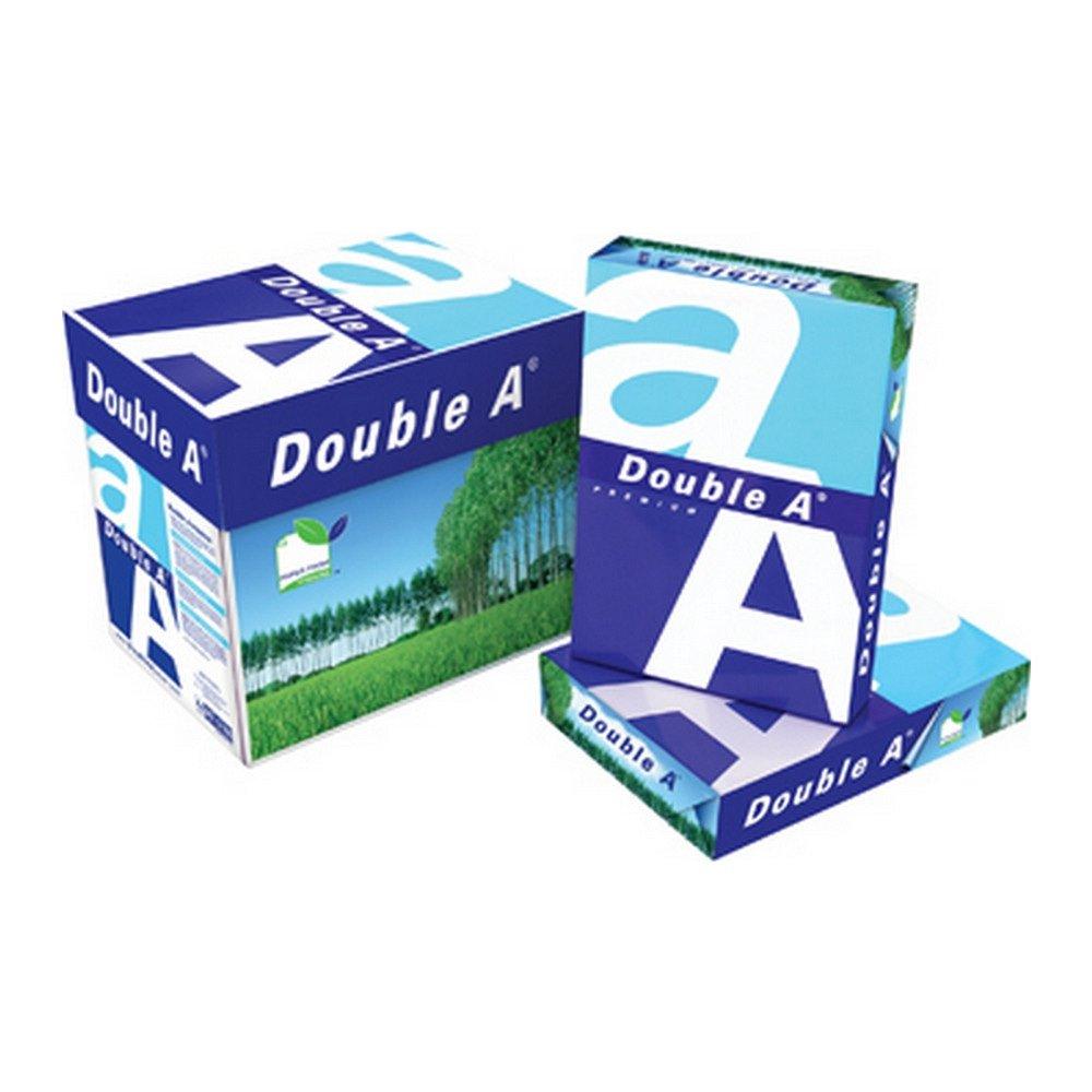 Double A | Papier A4 | 21 x 29,7 cm | 5 stuks