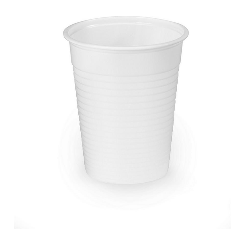 Drinkbeker | Wit | 180 ml | 30 x 50 stuks