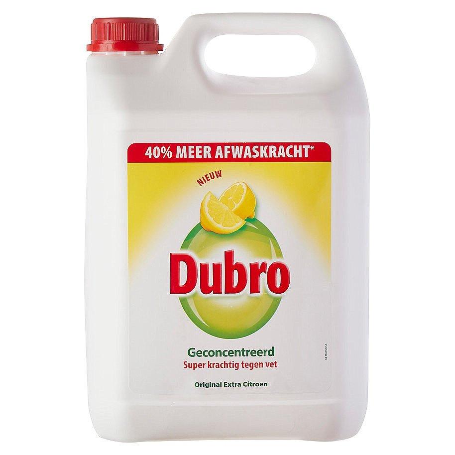 Dubro   Handafwasmiddel   Jerrycan 5 liter
