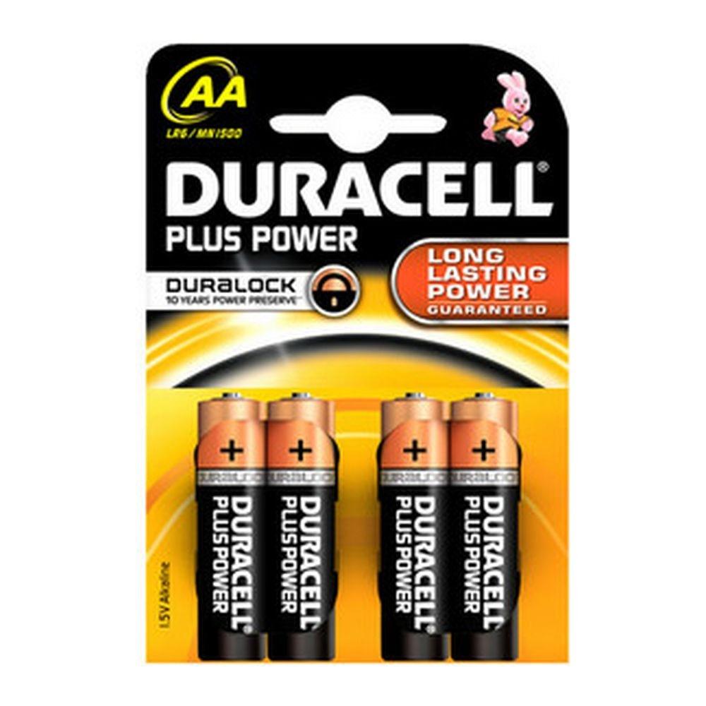 Duracell | Plus AA MN1500 | 20 x 4 stuks