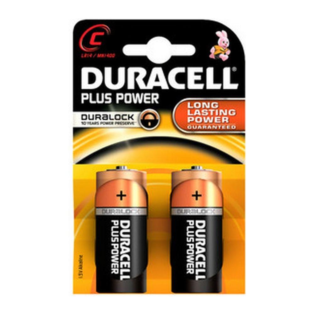 Duracell | Plus MN1400 C LR 14 | 10 x 2 stuks