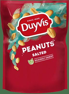 Duyvis | Pinda's Gezouten | Zak 1 kilogram