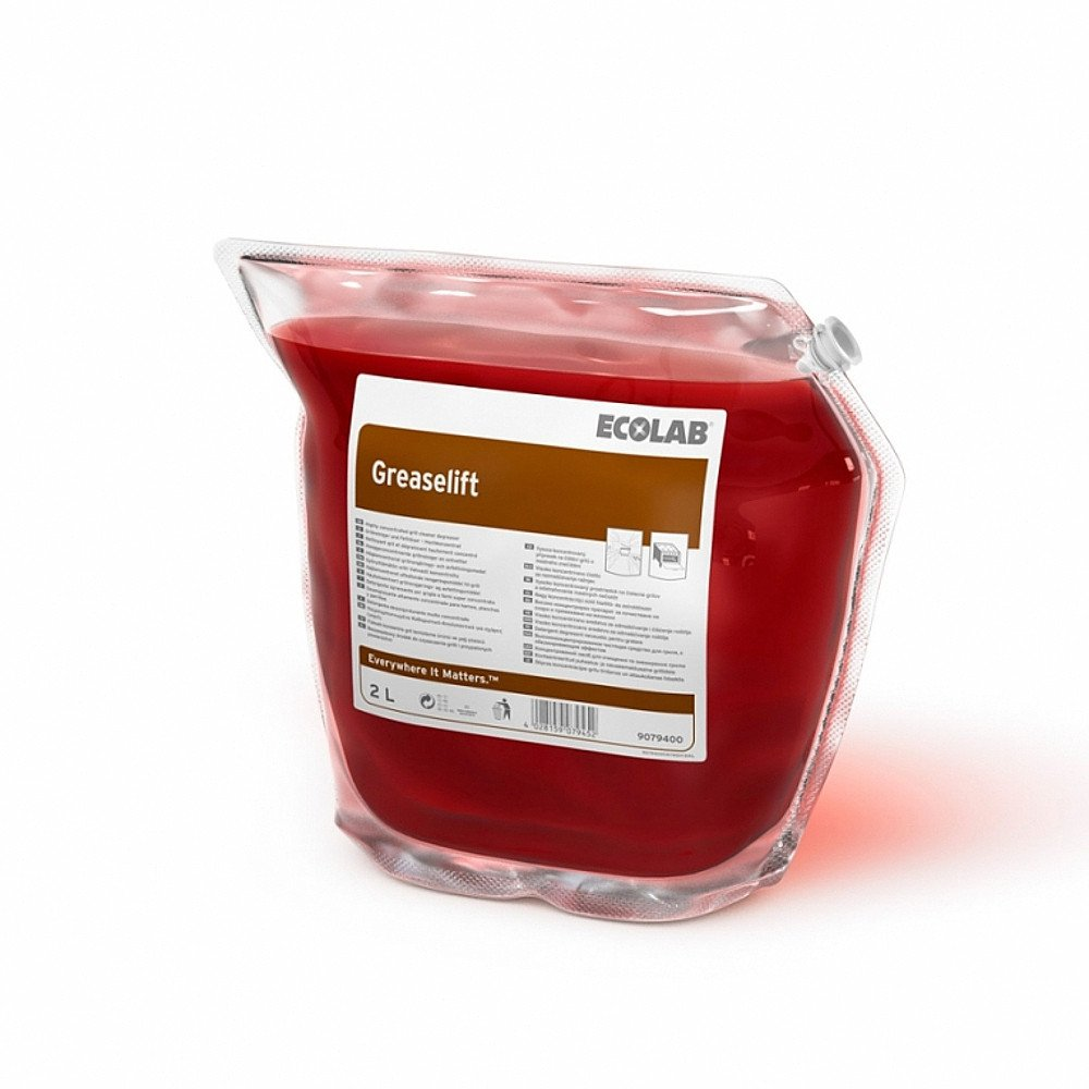 Ecolab Kitchenpro Greaselift 2x2 liter