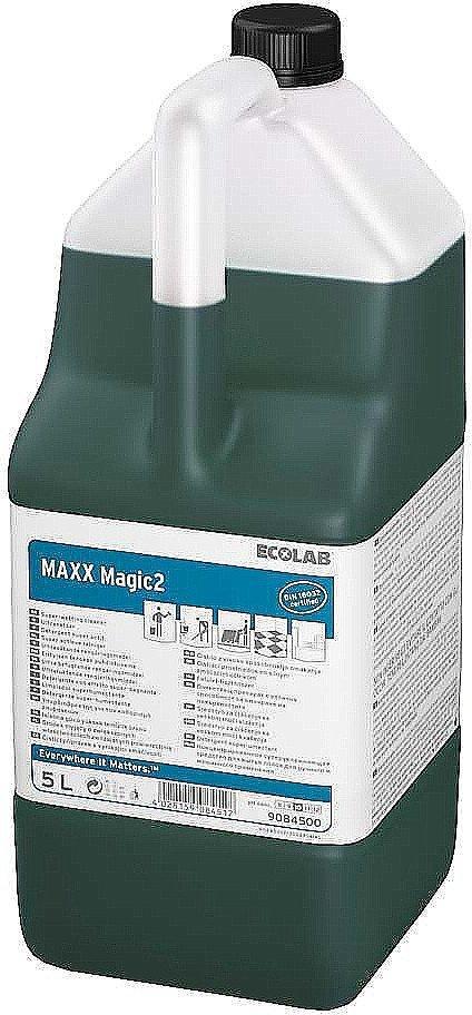 Ecolab Maxx Magic2 allesreiniger 2 x 5 liter