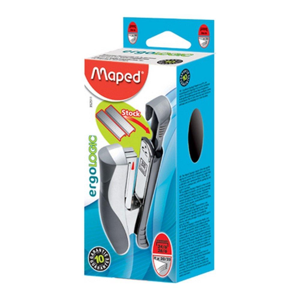 Maped ergologic nietmachine 5 stuks