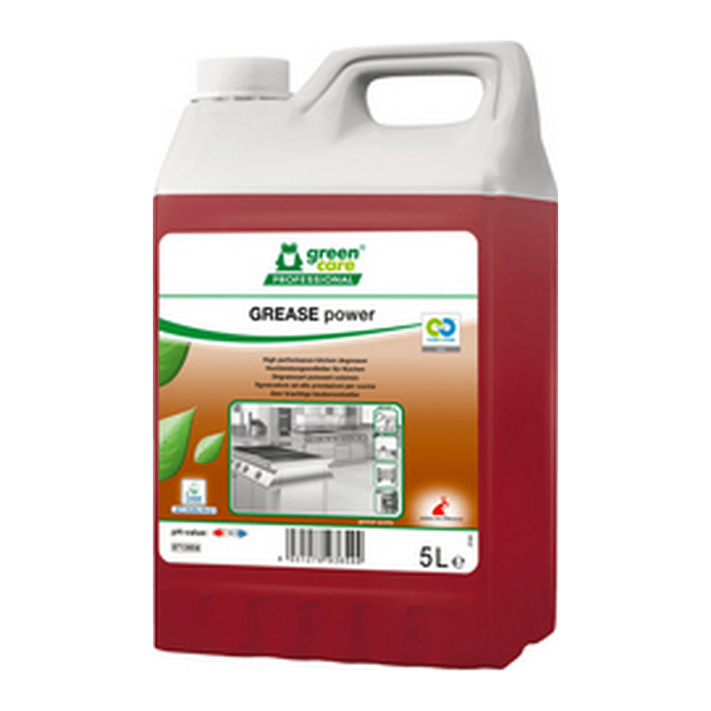 Green care   Grease power   Jerrycan 5 liter
