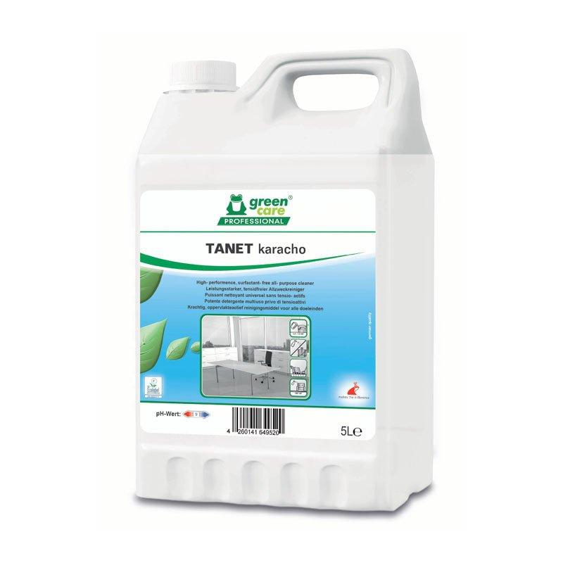 Green Care   Tanet Karacho   Tapijtreiniger en Vloerreiniger   Jerrycan 5 liter