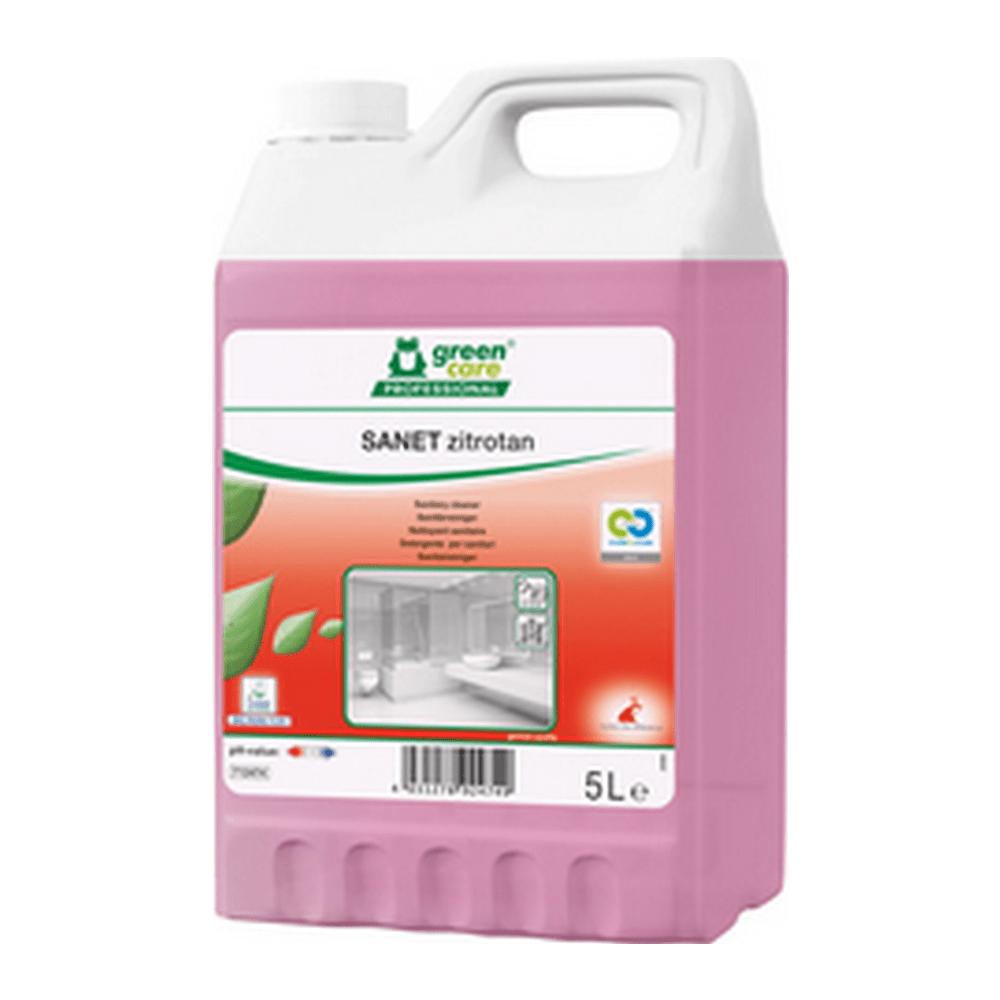 Green care   Sanet zitrotan   Jerrycan 5 liter