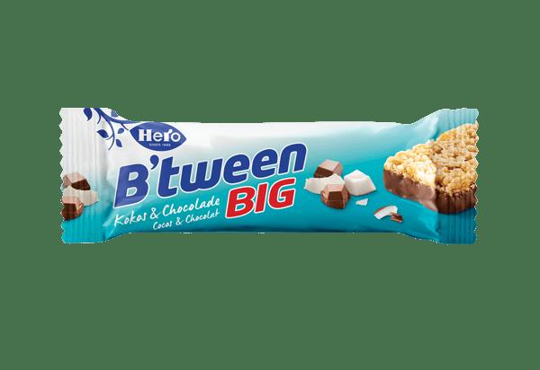 Hero | B'tween Big | Kokos Choco | 24 stuks