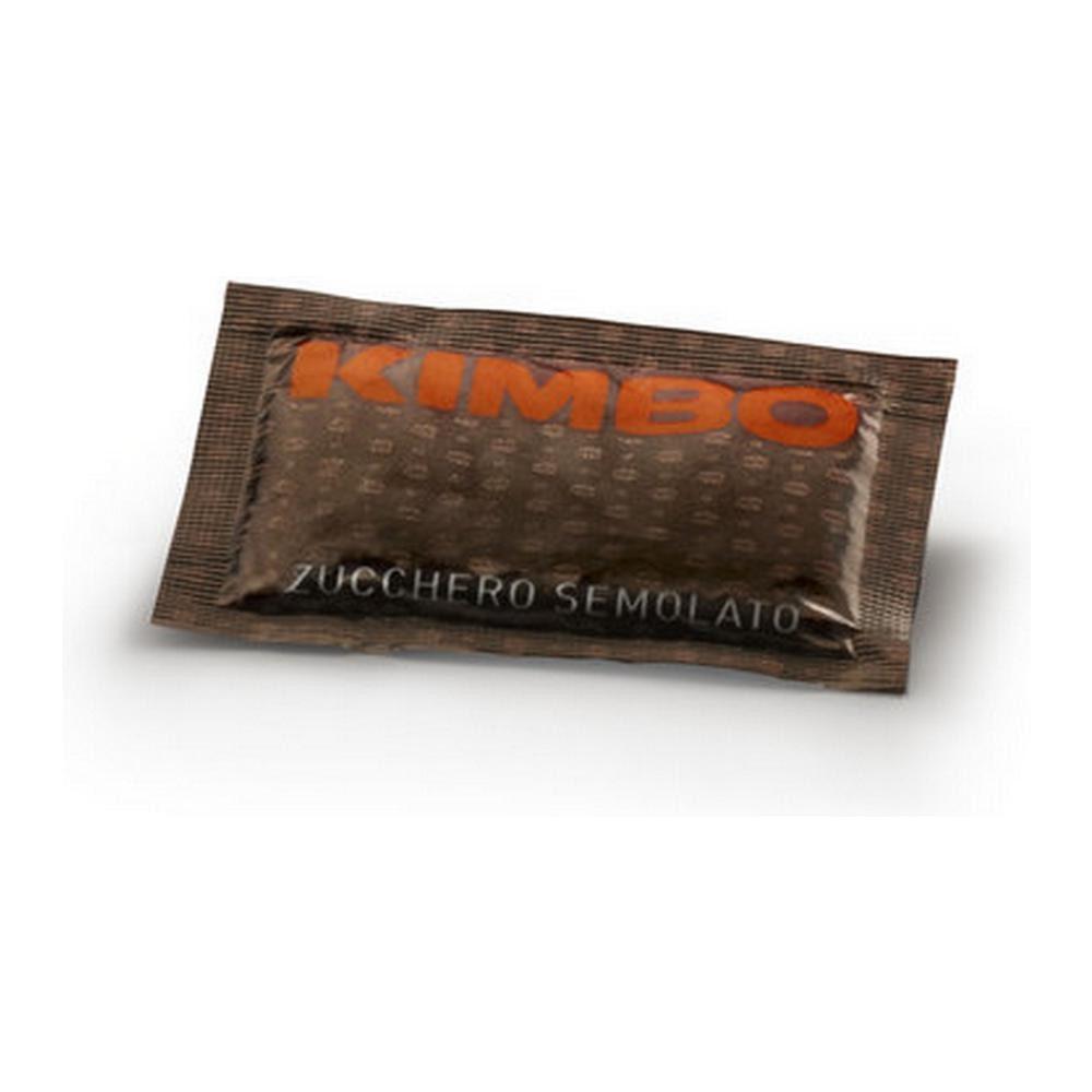 Kimbo   Suikerzakje   Zwart   2000 stuks
