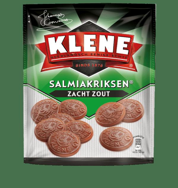 Klene | Salmiakriksen | Zak 6 kg