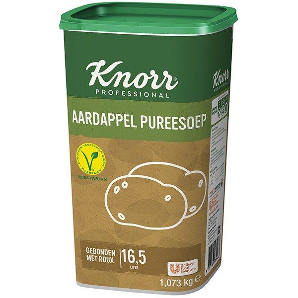 Knorr | Aardappel- pureesoep | 16,5 liter