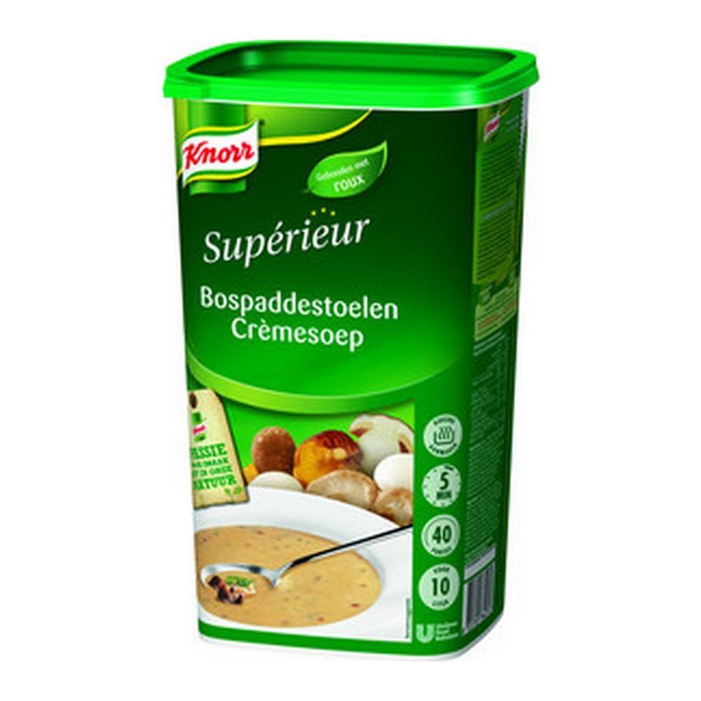 Knorr | Superieur Bospaddestoelen | 10 liter