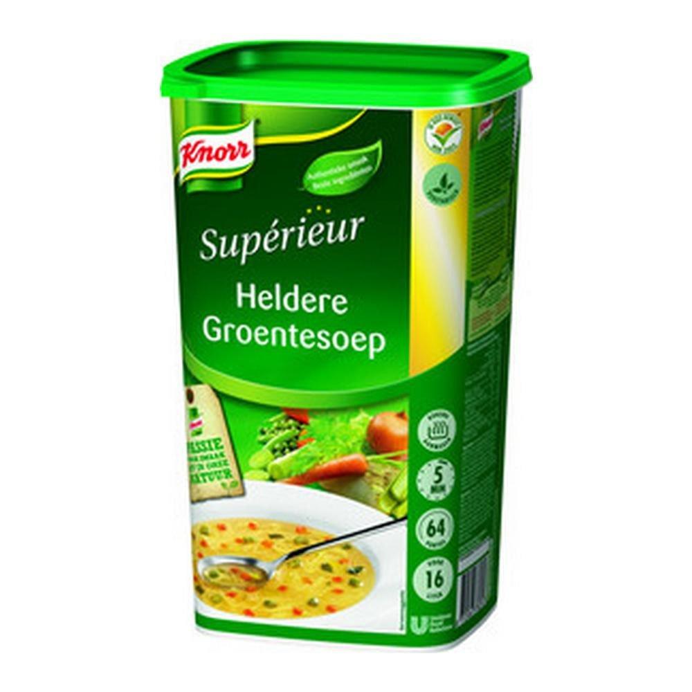 Knorr | Superieur Heldere Groente | Bus 16 liter