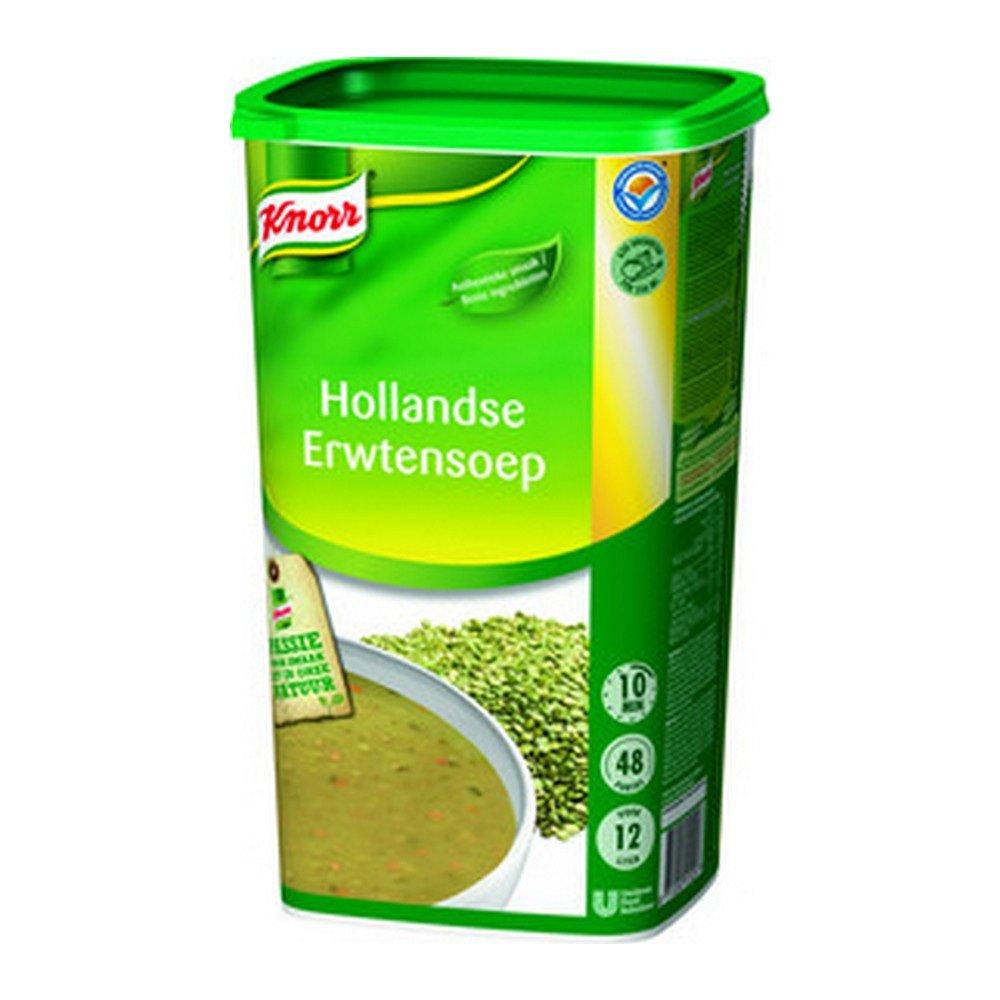 Knorr | Basis voor Hollandse Erwtensoep | 12 liter