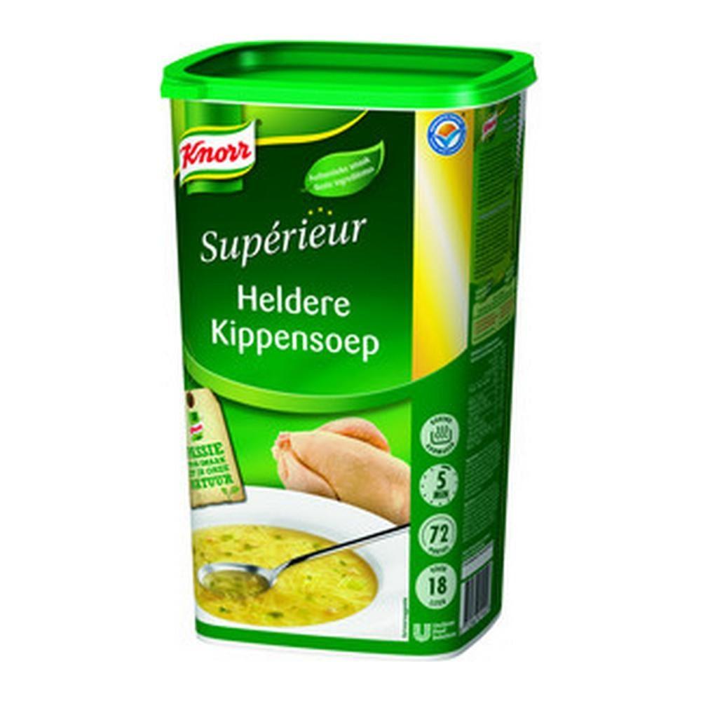 Knorr | Superieur | Heldere Kippensoep | 18 liter