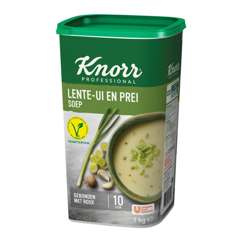 Knorr | Superieur | Prei en Lente-uitjes | 10 liter