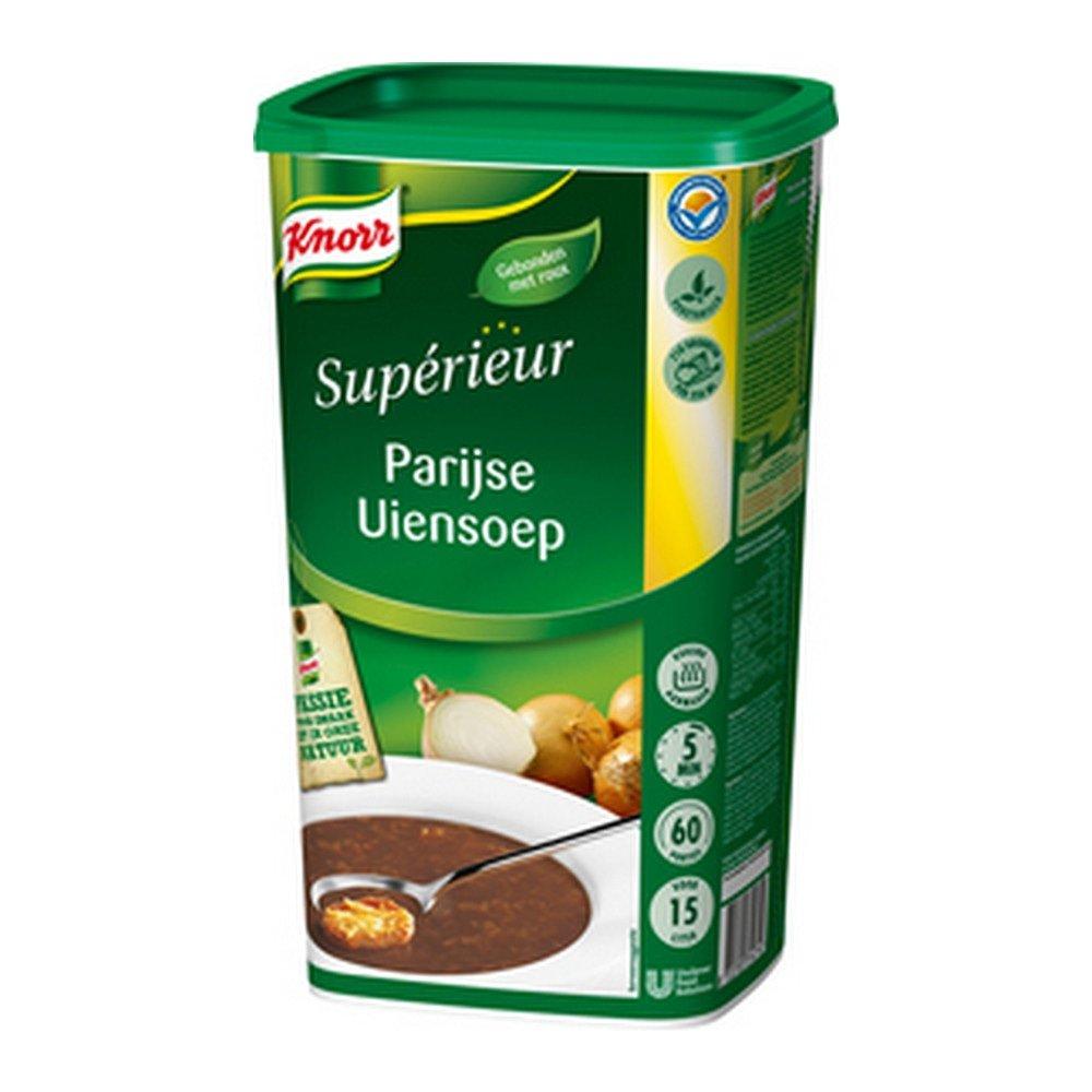 Knorr | Superieur | Parijse Uiensoep | 15 liter