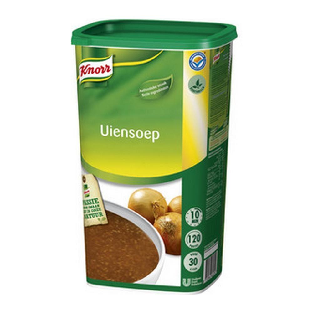 Knorr   Uiensoep   25 liter