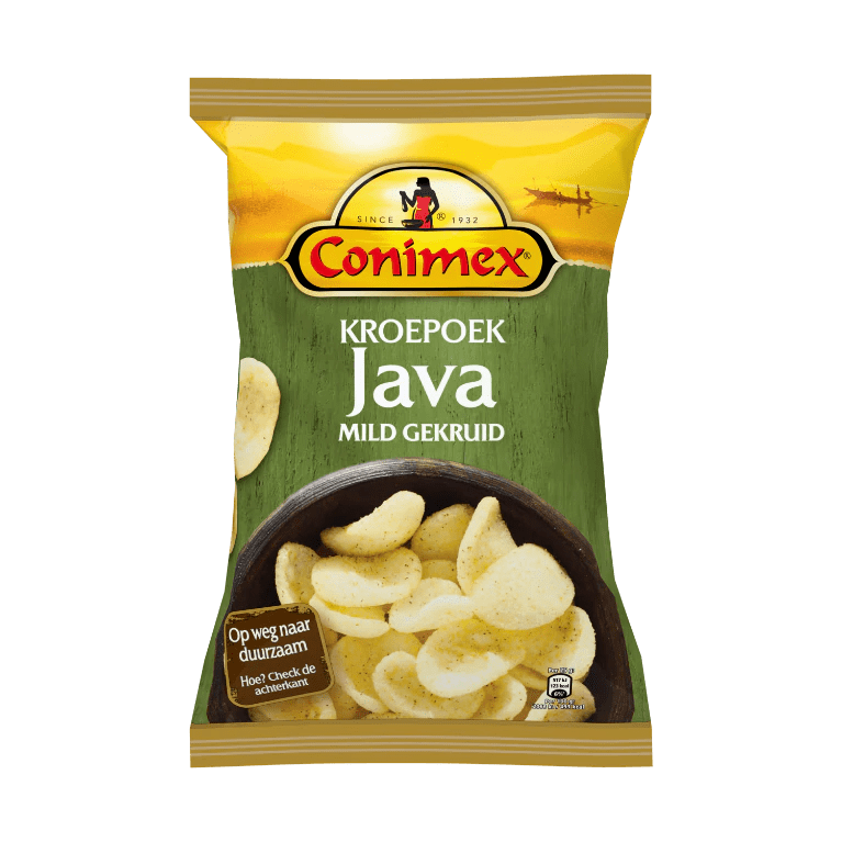 Conimex   Java kroepoek   12 x 75 gram