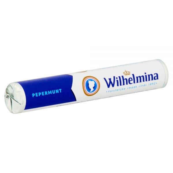 Wilhelmina | Pepermunt | 24 rollen