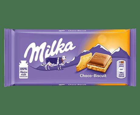 Milka | Choco-Swing Biscuit | Doos 18 repen