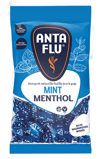 Anta Flu | Menthol Mint | 18 x 165 gram