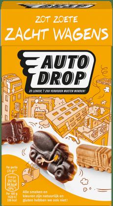 Autodrop | Zacht wagens | 6 x 235 gram
