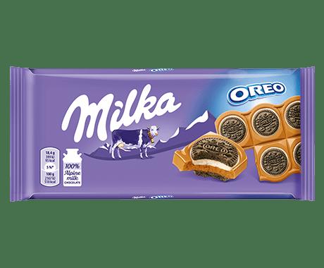 Milka | Oreo | 22 repen