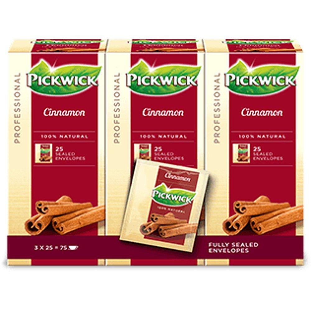 Pickwick | Kaneel | Doos 75 stuks