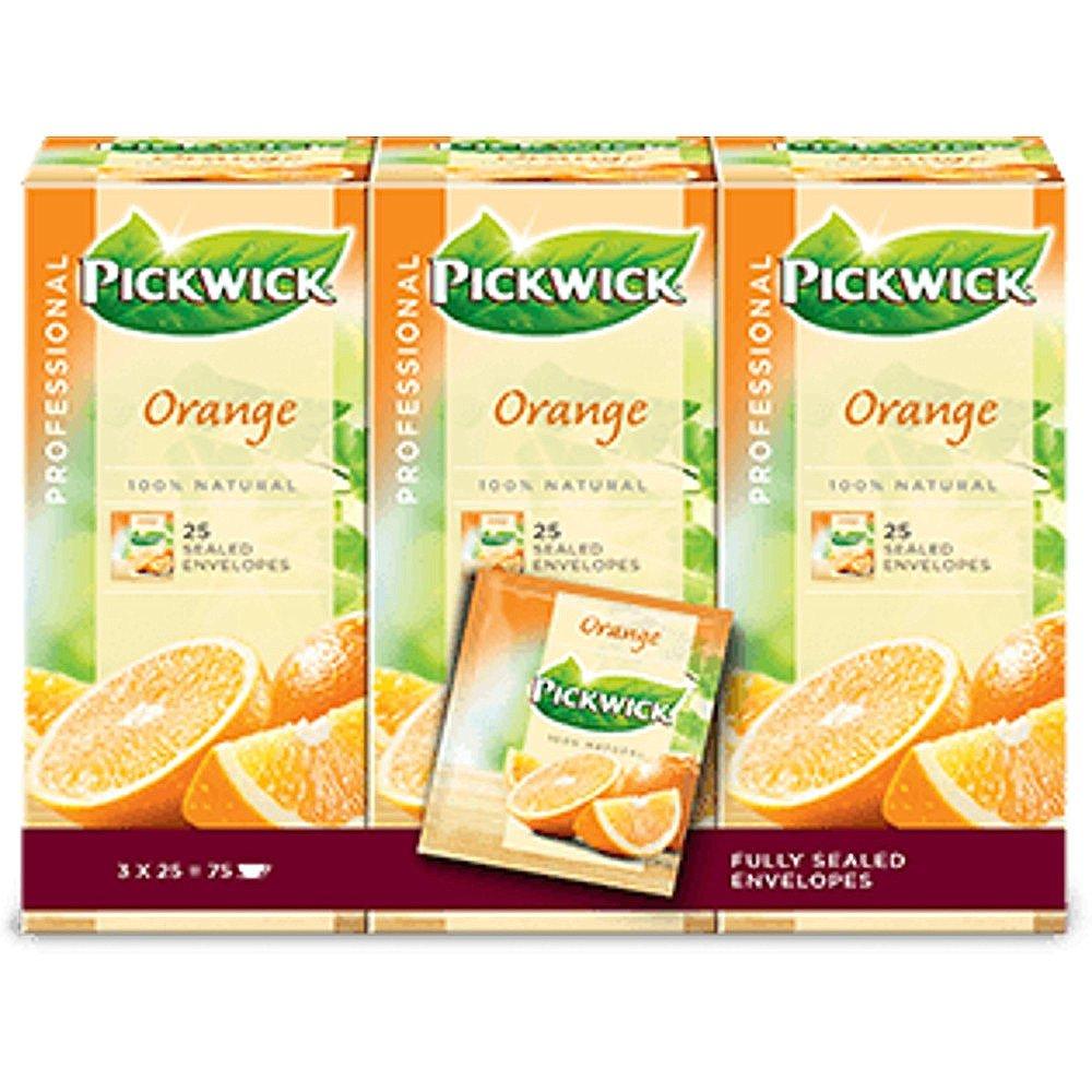 Pickwick | Sinaasappel | Doos 75 stuks