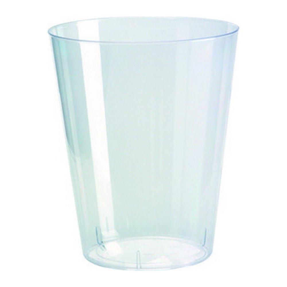 Plastic limonadeglas | Hard | Transparant | 225 ml | 80 stuks
