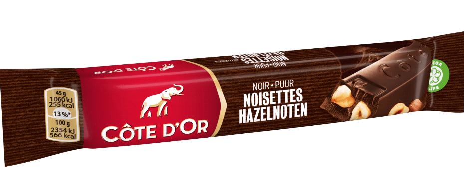 Côte d'Or | Hazelnoten | 32 repen