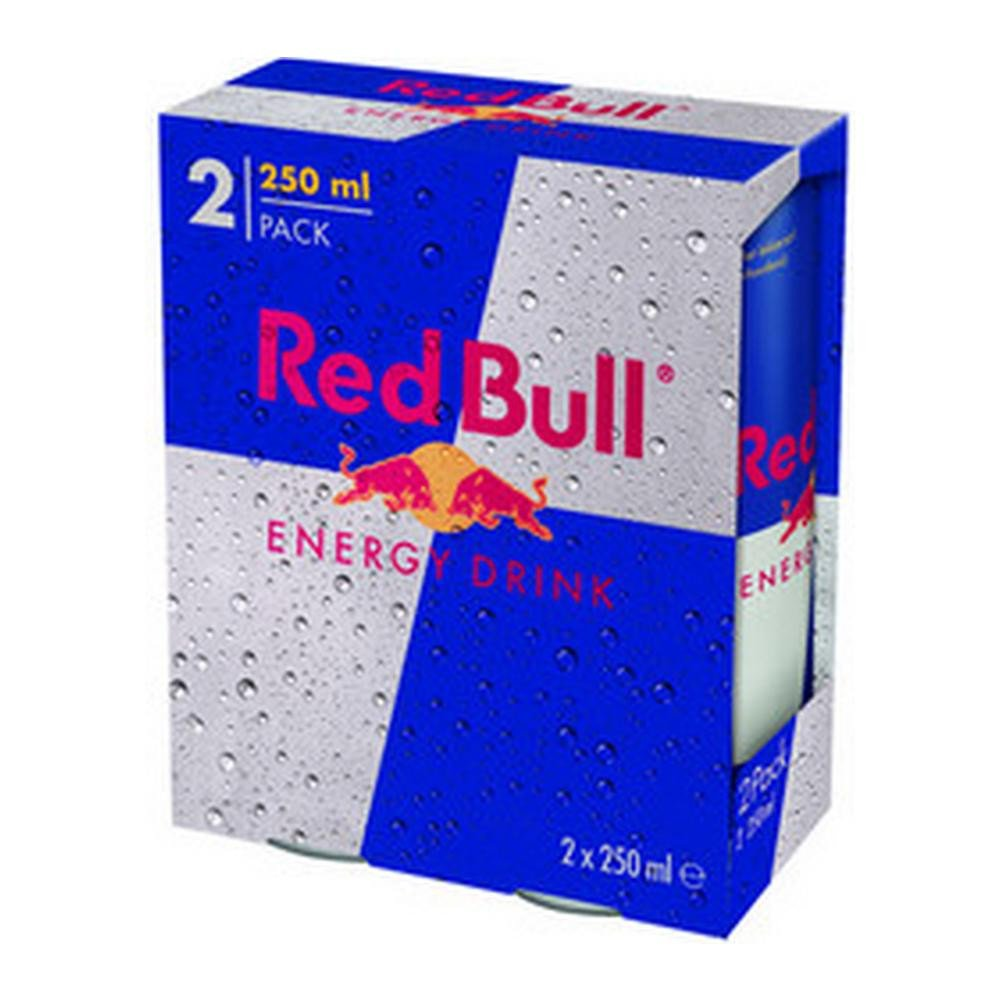 Red Bull | 2-Pack | 12 x250 ml
