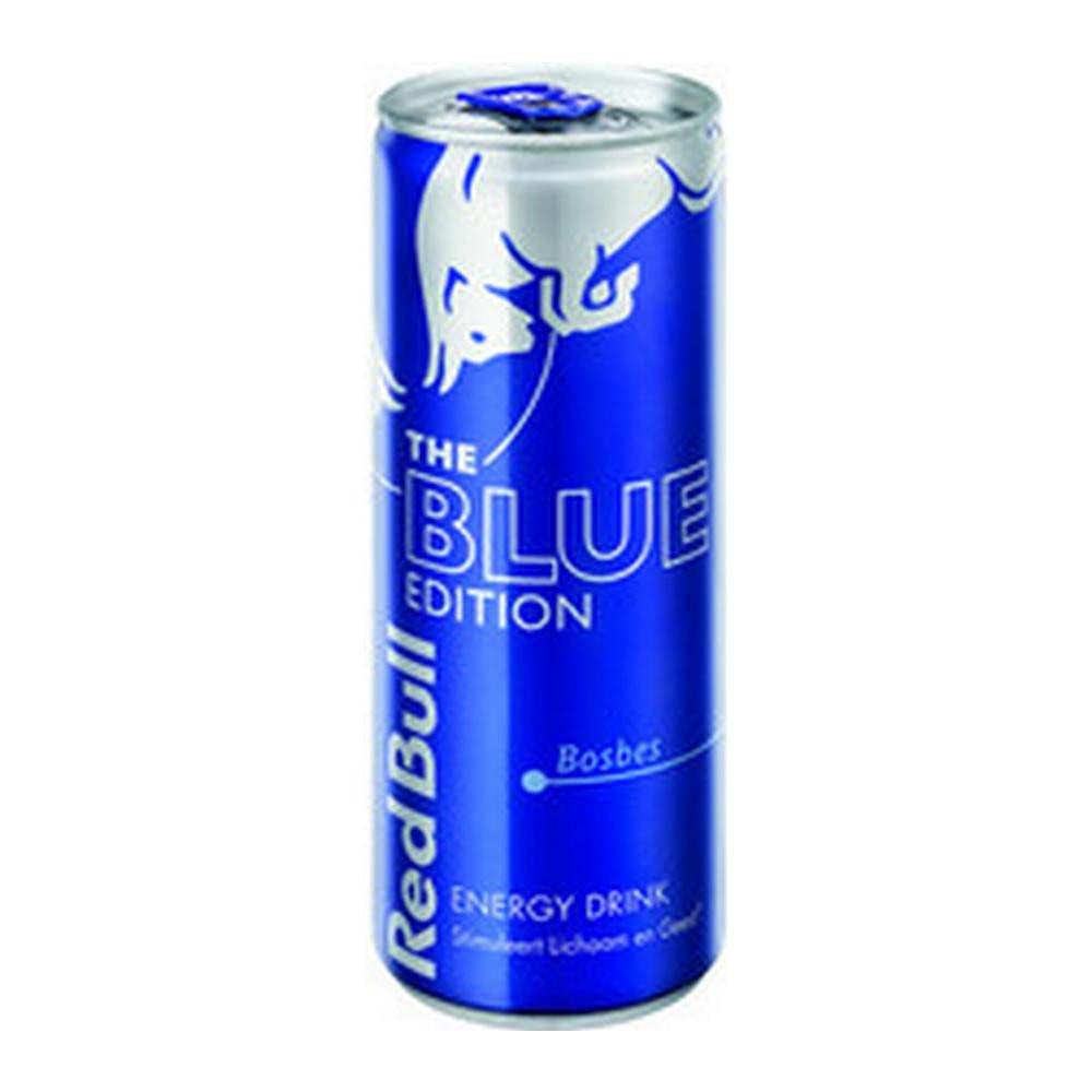 Red Bull Blue Edition | Blik 12 x 250 ml