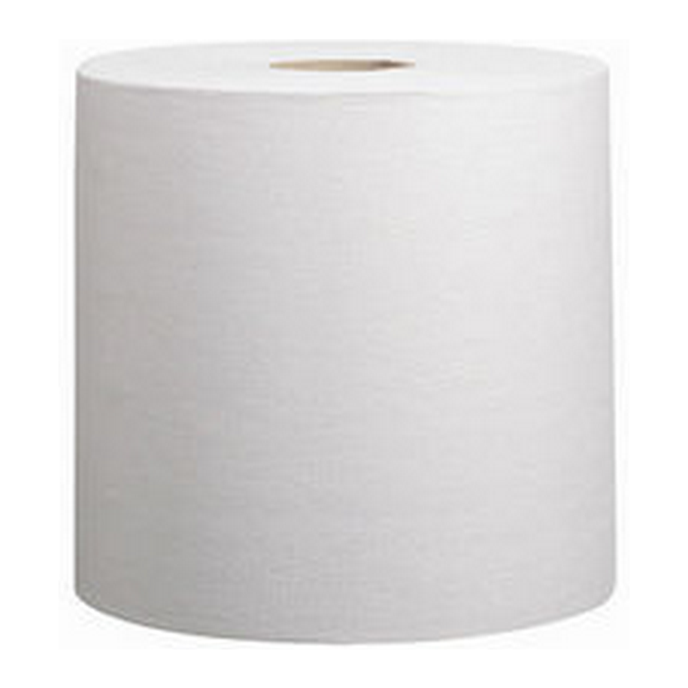 Scot slimroll handdoeken xl 1-lgs wit 6 x 190 mtr