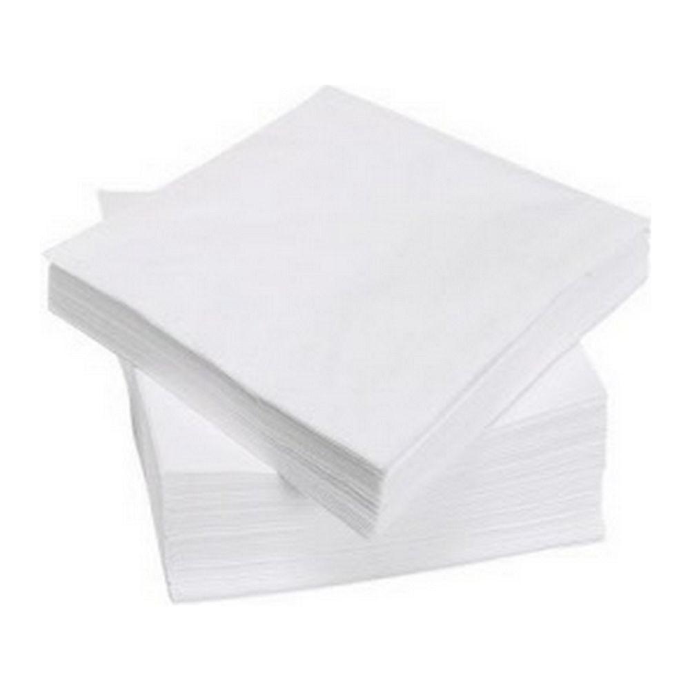 Servet | Tissue wit | 2- laags | 33 x 33 cm | 250 stuks