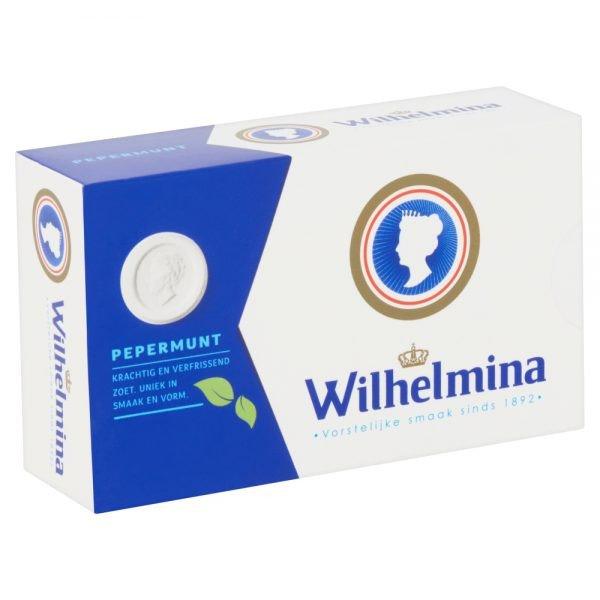 Wilhelmina   Pepermunt   12 x 100 gram