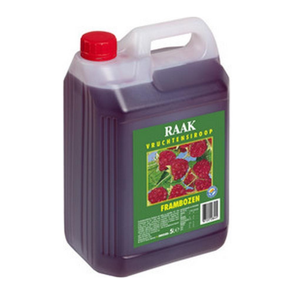 Siroop Framboos | 1 x 5 liter