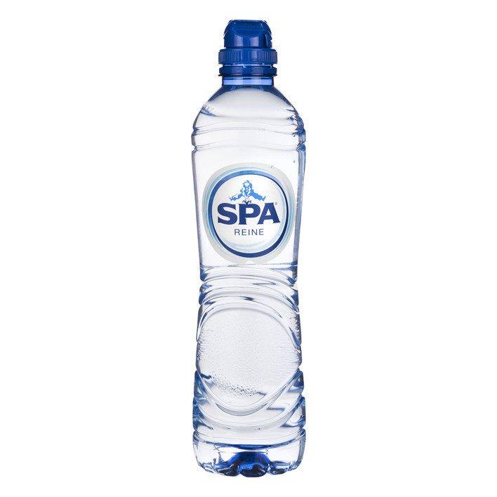 Spa Blauw | Sportdop | Petfles 24 x 0,5 liter