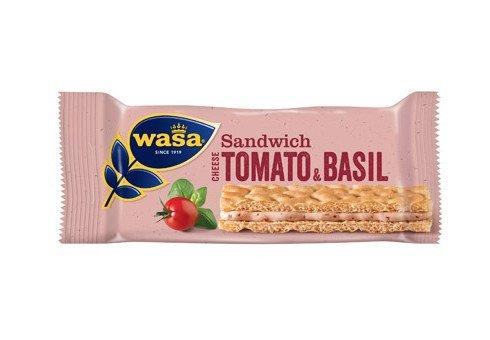Wasa | Sandwich tomat & basil | 24 stuks