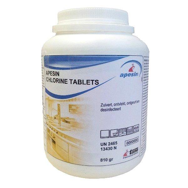 Tana apesin | Chlorine tablets | 810 gr
